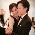 Làng sao - Ảnh cưới hiếm hoi của Trịnh Y Kiện