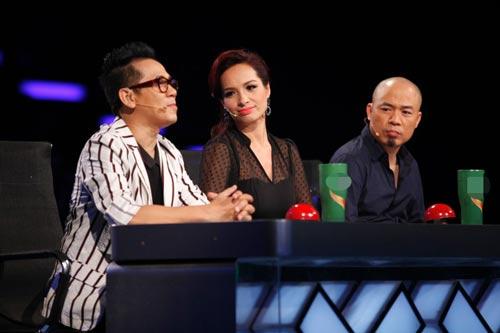 giam khao dan do chon thi sinh vao chung ket - 2