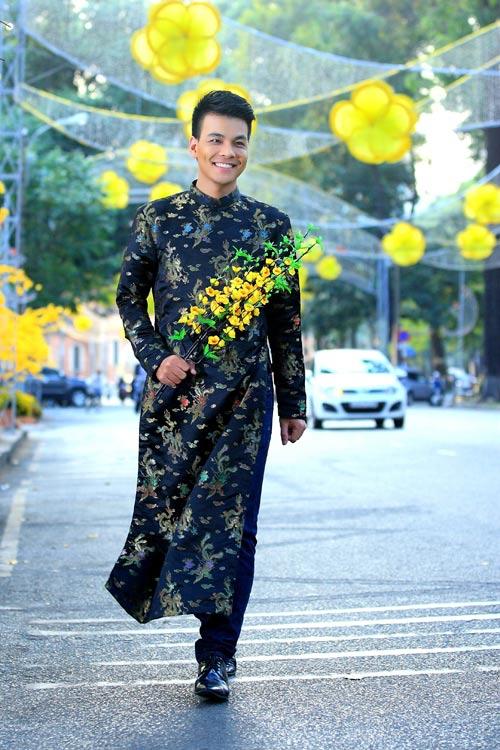 phuong vy dao pho tet cung 'my nam' - 12