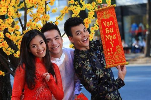 phuong vy dao pho tet cung 'my nam' - 10