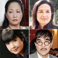 Nghệ sĩ Việt đau lòng tiễn đạo diễn Hải Ninh