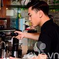 Làng sao - Don Nguyễn nghỉ hát bán cafe?