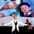 Làng sao - Quang Dũng buồn nếu con trai sống với bố dượng