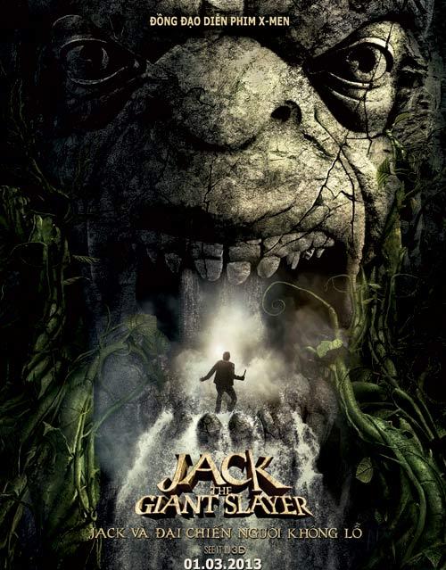Jack và đại chiến người khổng lồ - 1