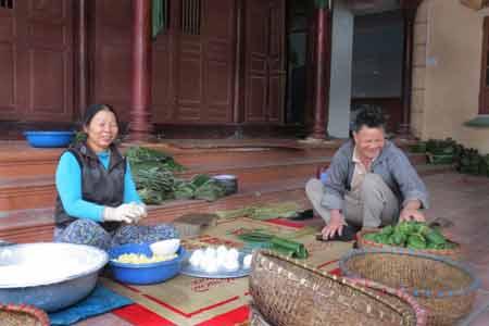 "ve lang banh chung ""30 tet van dat hang"" - 1"
