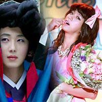Mỹ nam Hàn 'xinh như mộng' khi giả gái trên phim