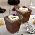 Bếp Eva - Mousse từ sô cô la hoàn hảo cho Valentine