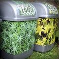 Nhà đẹp - Đến thùng rác cũng cần... phong thủy
