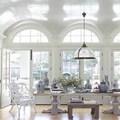 Nhà đẹp - Nhà màu trắng cho lòng tràn nắng