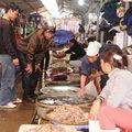 Bếp Eva - Mùng 9 Tết: Tôm, cá tăng giá