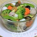 Bếp Eva - Giải ngán Tết với canh rau củ