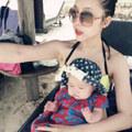 Làng sao - Xem thêm hình ảnh con gái Linh Nga