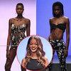 Thời trang - Rihanna 'ghi điểm' với BST đầu tay tại London FW