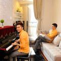 Nhà đẹp - Ngắm nhà xinh yêu của ca sĩ Nam Cường