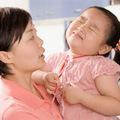 Làm mẹ - Dạy trẻ bướng: Im lặng là vàng