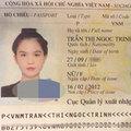 Làng sao - Soi hộ chiếu của Ngọc Trinh
