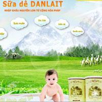 Tin tức - Cư dân mạng xôn xao về sữa Danlait giả ở Việt Nam