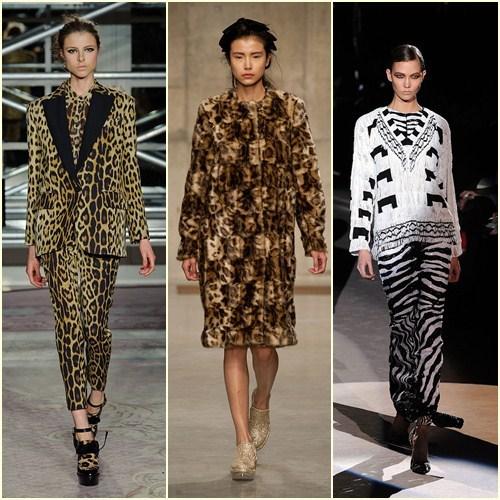 9 xu huong 'dat khach' tai london fashion week - 4