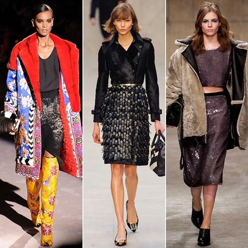 9 xu huong 'dat khach' tai london fashion week - 1