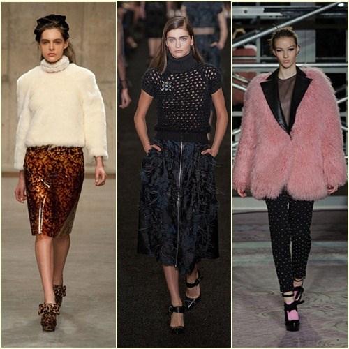 9 xu huong 'dat khach' tai london fashion week - 2