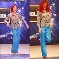 Làng sao - Hương Giang Idol mặc áo bà ba nhảy sexy