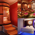 Nhà đẹp - 7 chiếc giường lãng mạn hàng đầu hành tinh