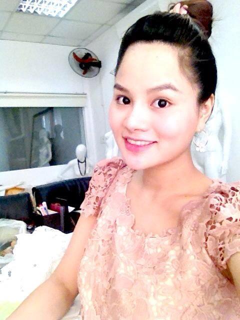 vu thu phuong co bau van cham chi lam viec - 6