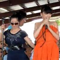 Tóc Tiên, Thúy Nga nhảy múa phản cảm