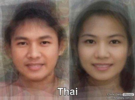 """guong mat """"chuan muc"""" cua cong dan cac nuoc - 5"""