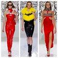 Thời trang - Sắc vàng, đỏ 'bá chủ' sàn diễn Versace