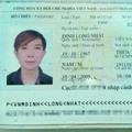 """""""Ngó trộm"""" hộ chiếu ca sĩ Long Nhật"""