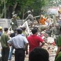 Người thoát nạn kể lại vụ nổ làm 10 người chết