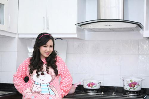 "nha kieu cong chua cua ""co theu"" truong phuong - 12"