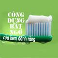 Mách bạn công dụng bất ngờ của kem đánh răng