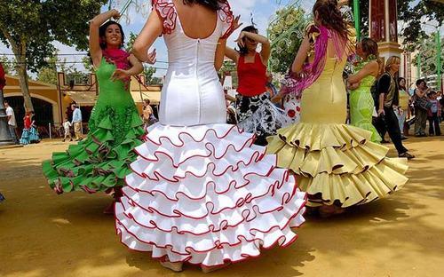 dam minh trong vu khuc flamenco o jerez - 3