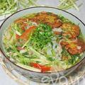 Bếp Eva - Thơm ngon với bún chả cá