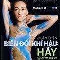 """Làng sao - Sao gốc Việt """"vẽ"""" cả thế giới lên người"""