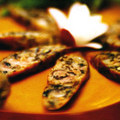 Bếp Eva - Dồi lươn rim nước cốt dừa ngon mà lạ