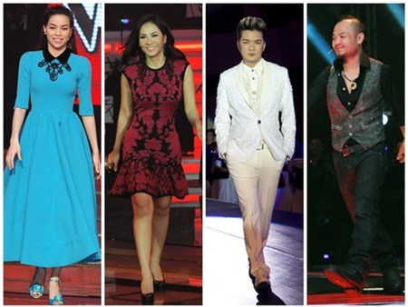 "ha ho quyet tam roi ""ghe nong"" the voice? - 4"