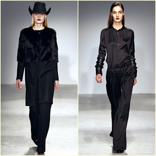 "veronique branquinho mo man ""diu mat"" cho paris fw - 12"