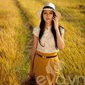 Thời trang - Trang Trần hóa thân thành gái miền Tây