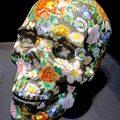 Tin tức - Giật mình với đầu lâu gốm sứ Kutani của Nhật