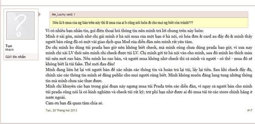 vu 'sieu lua' tui prada va bai hoc cho nhung tin do hang hieu - 4