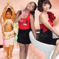 Làm mẹ - Hot: Con gái Mai Thu Huyền múa bụng
