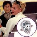 Thời trang - 10 chiếc nhẫn cưới 'độc nhất vô nhị' của Sao