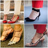 Hè 2013: Tạm biệt nhé, giày cao gót!