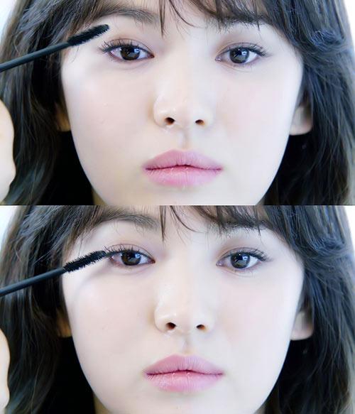 'thieu nu mu' song hye kyo cuon hut voi ao choang dat tien - 19