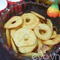Bếp Eva - Giòn giòn bánh qui vừng tự làm