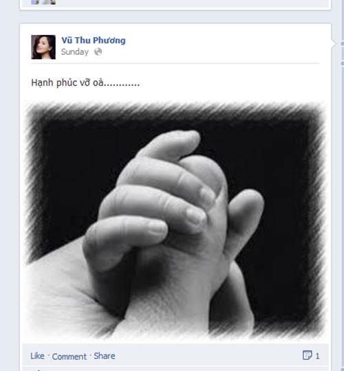 vu thu phuong khoe mat moc sau sinh - 2