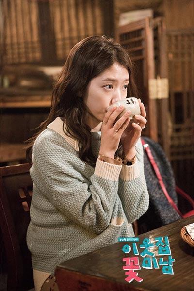 Diện đồ len chất như Park Shin Hye trong 'Mỹ nam nhà bên' - 4